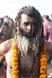 Kumbh Mela 2013 Fotografia Stock Libera da Diritti