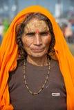 Kumbh Mela festiwal Obrazy Stock