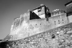 kumbhalgarh Индии форта Стоковые Изображения