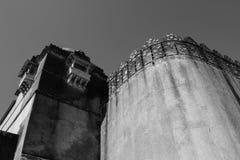 kumbhalgarh Индии форта Стоковое Изображение
