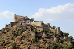 Kumbhalgarh форта Стоковые Фотографии RF