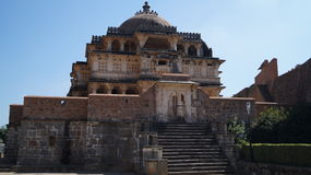 Kumbhalgarh Fort Stockfotos