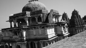 Kumbhalgarh fort Fotografia Stock