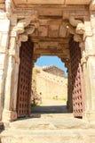 Kumbhalgarh fort, India Zdjęcia Stock