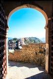 Kumbhalgarh fort, India Obrazy Stock