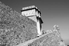 Kumbhalgarh fort, India Fotografia Stock