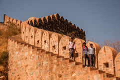 Kumbhalgarh Fort Royalty Free Stock Photography