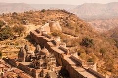 Kumbhalgarh Fort Stock Images