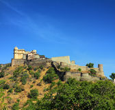 Kumbhalgarh fort in india Royalty Free Stock Photos