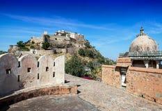 Kumbhalgarh fort, Rajasthan, India Stock Photo