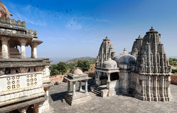 Kumbhalgarh fort, Rajasthan, India Stock Photography