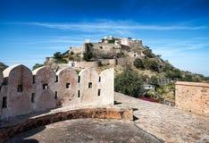 Kumbhalgarh fort, Rajasthan, India Royalty Free Stock Photos