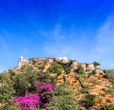 Kumbhalgarh fort, Rajasthan, India Royalty Free Stock Images