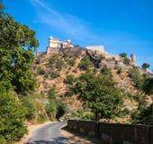 Kumbhalgarh fort, Rajasthan, India Royalty Free Stock Photography