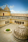 Kumbhalgarh Fort Yard Royalty Free Stock Images