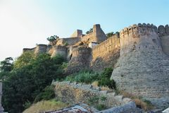Kumbhalgarh fotos de archivo libres de regalías