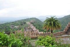 Kumbhalgarh royalty free stock image