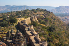 Kumbhalgarh Stock Photography