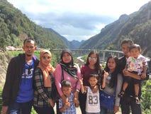 Kumbuh sambilan de paya de Kelok, d'Indonésie photo libre de droits
