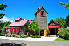Kumeu Valley Winery Stock Photo