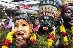 Kummatti Mahotsavam 2016 Στοκ Φωτογραφίες