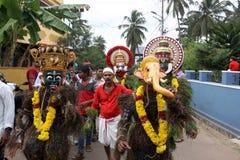 Kummatti Mahotsavam 2016 Στοκ φωτογραφίες με δικαίωμα ελεύθερης χρήσης