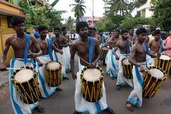 Kummatti Mahotsavam 2016 Στοκ Φωτογραφία