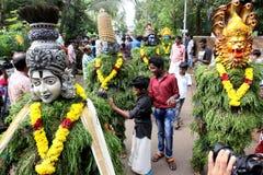 Kummatti Mahotsavam 2016 Στοκ εικόνα με δικαίωμα ελεύθερης χρήσης
