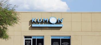 Kumon Math and Reading Success Royalty Free Stock Photos