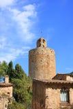 Kumpel (Costa Brava, Spanien) stockfotos
