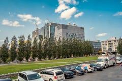 KUMPEL-Krankenhaus lizenzfreie stockfotos