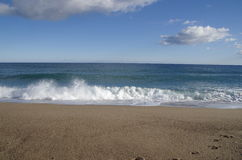 Kumpel plaża Obraz Stock