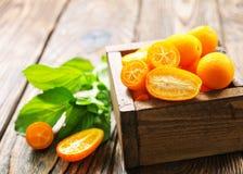 kumquat royalty-vrije stock afbeelding