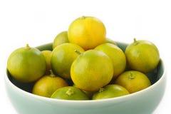 Kumquat citrus fruits Stock Photo