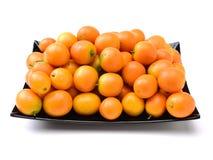 Kumquat frais de bonbon et de jus image libre de droits
