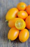 Kumquat fruit Royalty Free Stock Images