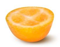 Kumquat isolated on white background Stock Images