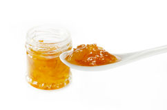 Kumquat jam Stock Images