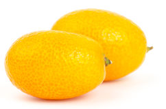 Kumquat orange Royalty Free Stock Photo
