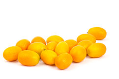 Kumquat orange Stock Image