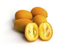 Kumquat orange  Royalty Free Stock Image
