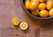 Kumquats Stock Images