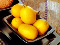 Kumquats Images stock