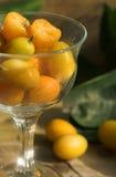 Kumquats fotografía de archivo