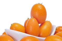 Kumquats Stock Image
