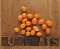 Kumquats Royalty Free Stock Photos