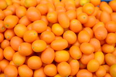 Kumquats Royalty Free Stock Images