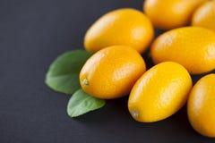 kumquats Imagem de Stock Royalty Free