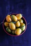 kumquats Stock Afbeelding