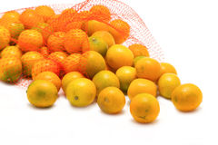 Kumquats citrus Stock Image